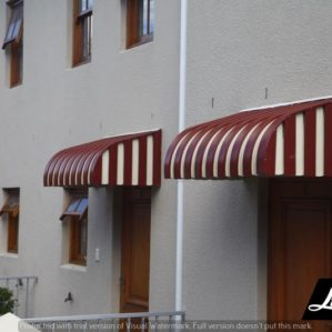awnings_fixed aluminium awnings